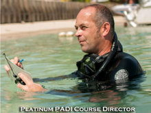 Platinum PADI Course Director